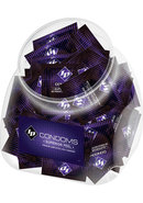 Id Superior Feel Lubricated Latex Condoms 144 Each Per Bowl