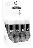 Jo Premium Silicone Based Personal Lubricant Warming  12 1...
