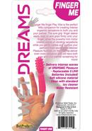 Wet Dreams Finger Me Finger Play Magenta