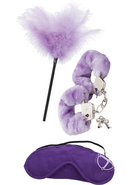 Berman Center Intimate Accessories Mistress Kit Purple