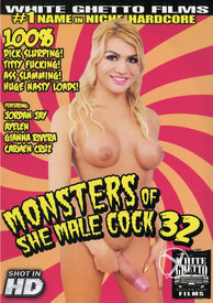 Monsters Of Shemale Cock 32