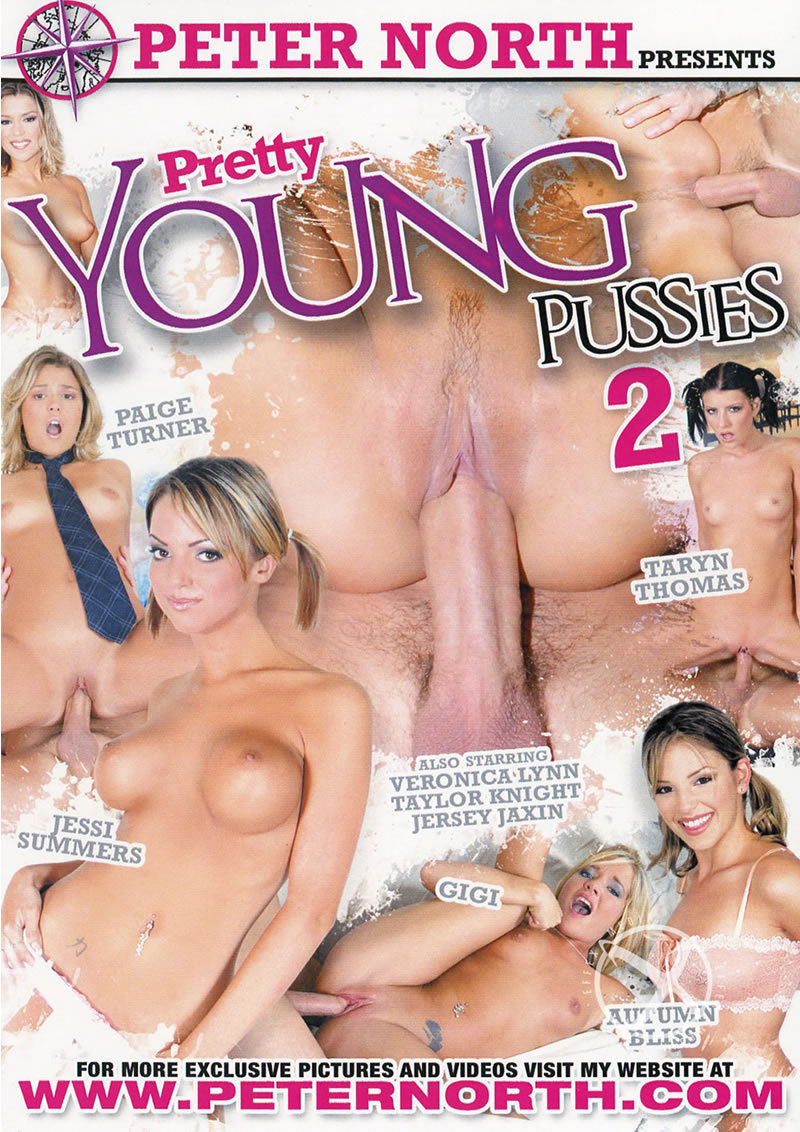 Pretty Young Pussies 02
