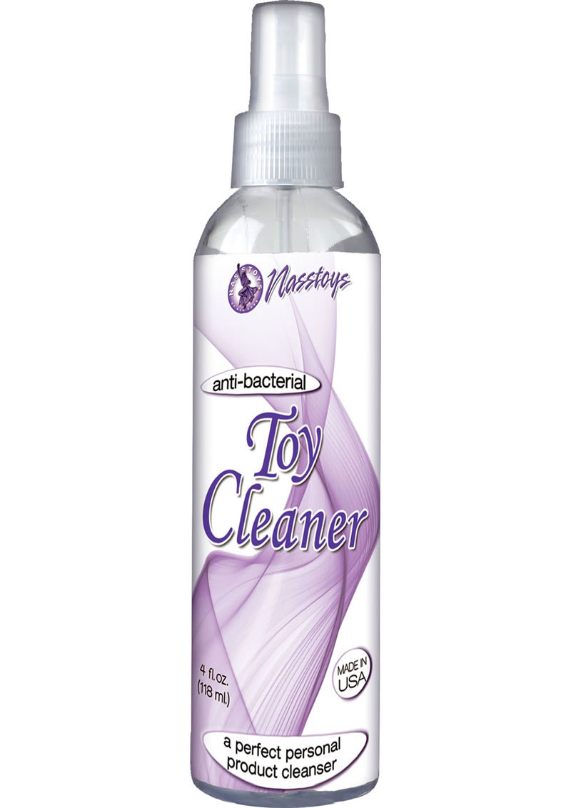 Anti Bacterial Toy Cleaner 4 Ounce