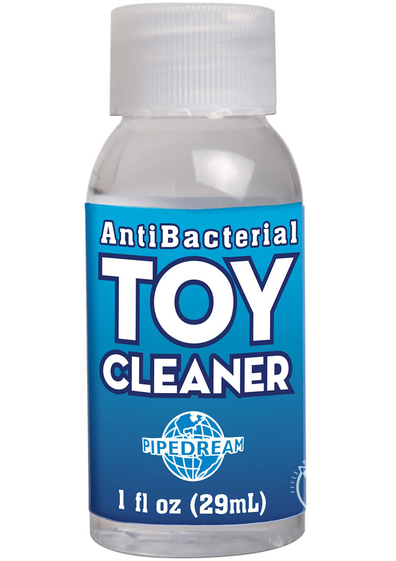 Antibacterial Toy Cleaner 1 Ounce